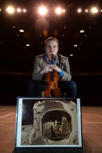 Local Symphony's Concertmaster Aims to Bring Classical, Folk Music to Cuba