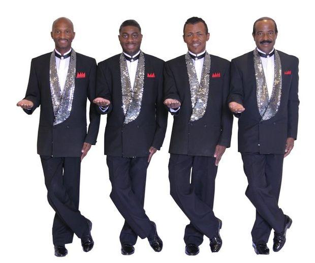 Spectrum, The Motown Men