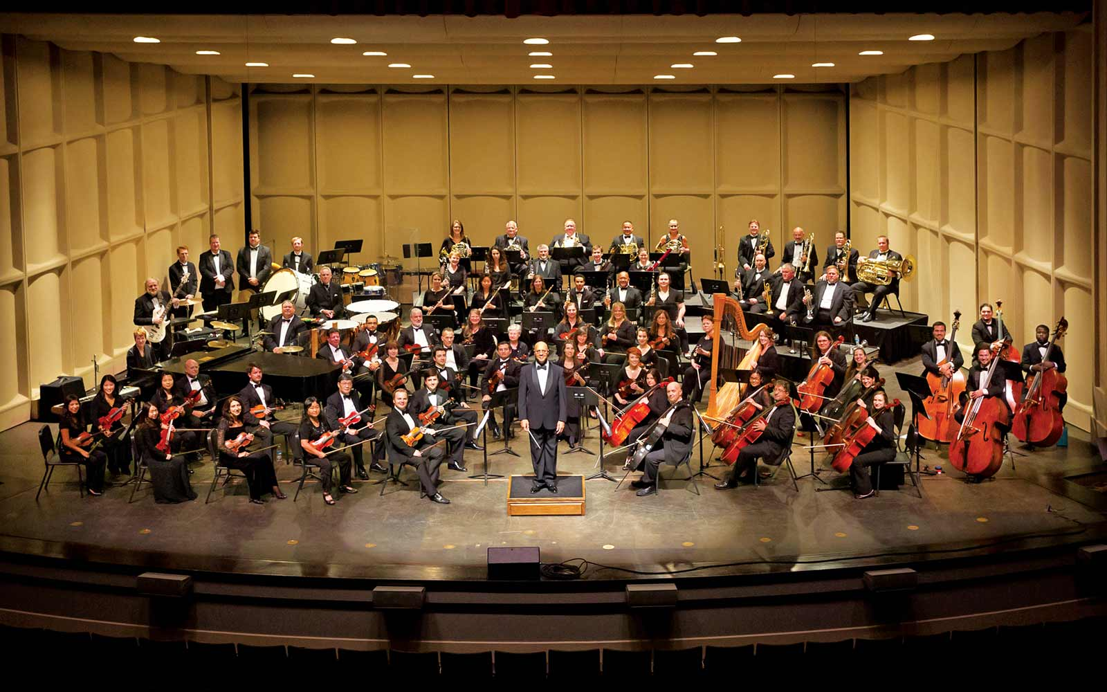 AUDITIONS FOR 2018-19 SEASON - Symphony of Southeast Texas